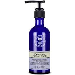 Neals Yard Purifying Palmarosa Facial Wash - best cleanser for mature, oily skin