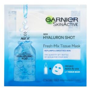 Garnier tissue mask