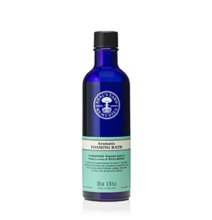Neals Yard foaming bath