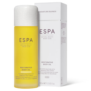 E'spa body oil